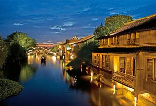 杭州出发乌镇一日游图片