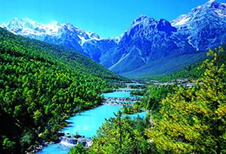 玉龙雪山一日游图片