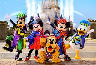 东京迪士尼门票价格图片
