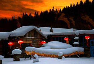 雪乡一日跟团游图片