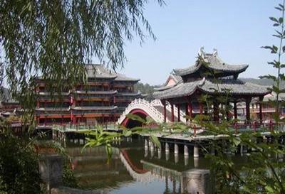 涿州影视城门票团购_保定周边旅游景点