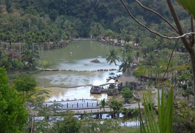 呀诺达热带雨林门票团购_保亭周边旅游景点_呀诺达
