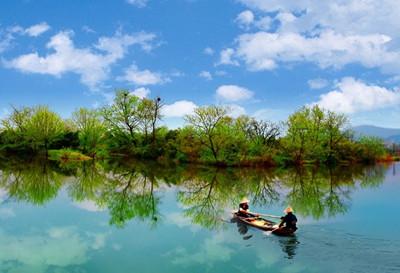 西溪湿地西区