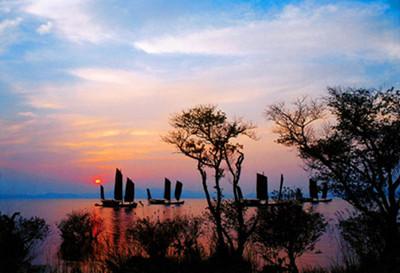 太湖三山岛